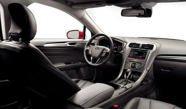 Interior Ford Fusion