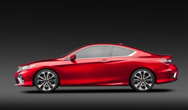 Honda Accord Coupé lateral