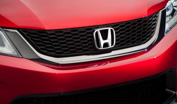 Honda Accord Coupé parrilla