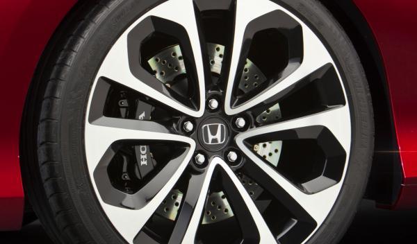 Honda Accord Coupé llanta