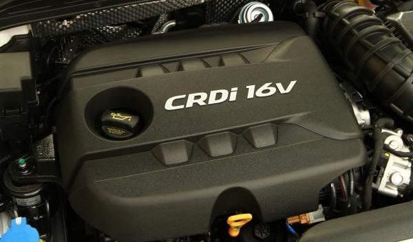 Hyundai i40 sedan 2012 motor diésel