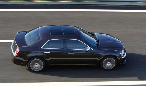 Lancia Thema exterior lateral