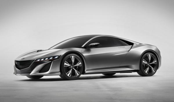 Salón de Ginebra 2012 Honda NSX Concept