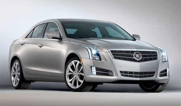 Cadillac ATS 2013 - Salón de Ginebra 2012