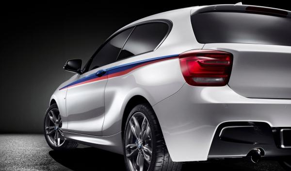 BMW Concept M135i lateral trasera