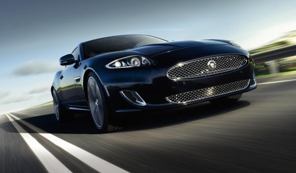 Jaguar XK Artisan Edition dinámica delantera Salon Ginebra 2012