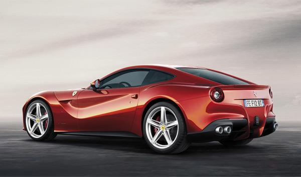 Ferrari F12berlinetta - Salón de Ginebra 2012