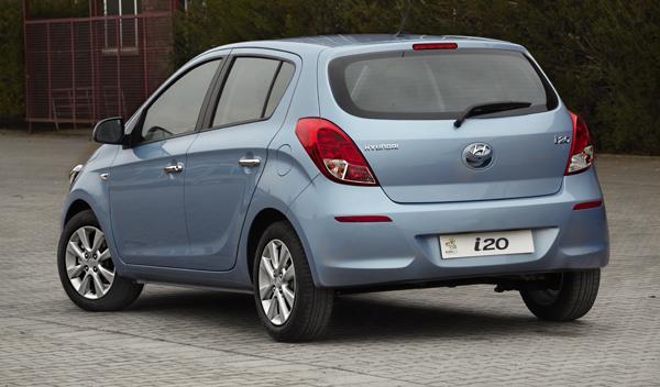 Hyundai i20 zaga