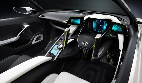 Honda EV-Ster lateral salón de Ginebra 2012
