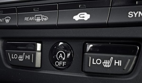 Equipamiento del Honda Civic 2.2 i-DTEC