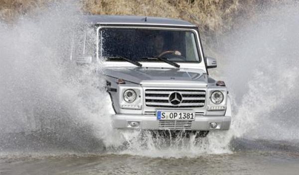 Nuevo Mercedess Clase G 2012