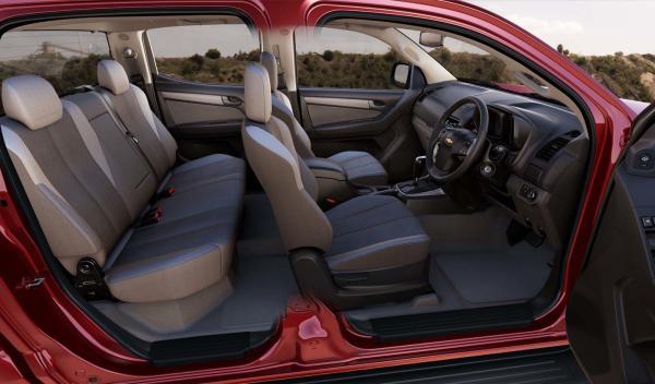 Chevrolet Colorado 2012 doble cabina