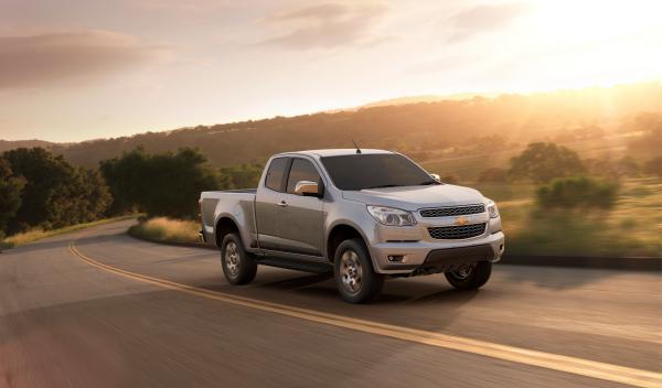 Chevrolet Colorado 2012, diseñado en Brasil para todo el mundo