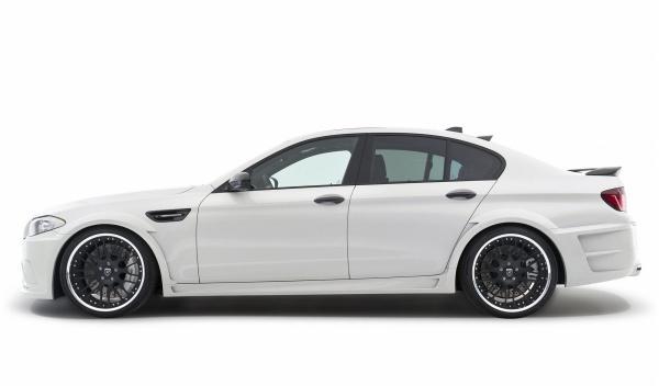 BMW M5 Hamman lateral