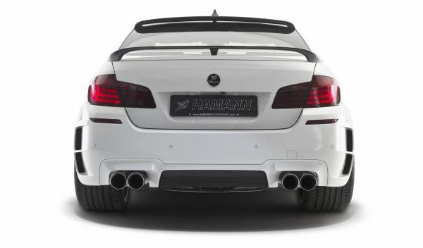 BMW M5 Hamman trasera