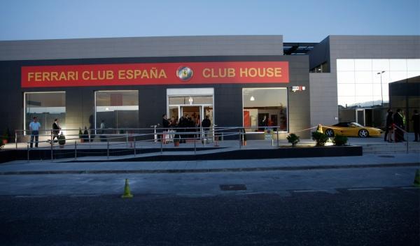 Ferrari Club House