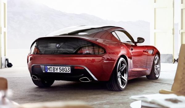 BMW Zagato Coupé zaga