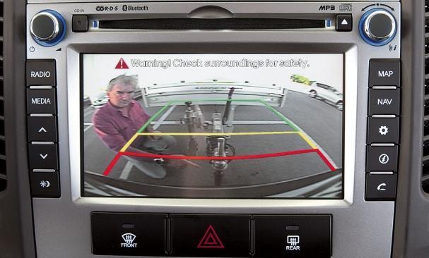 Santa Fe 2.2 CRDI cámara