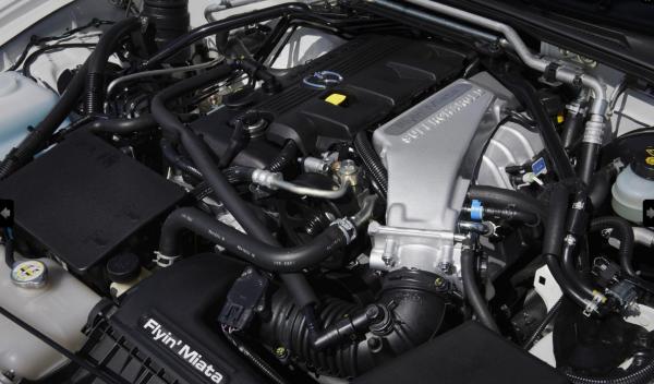 Mazda Mx-5 Yusho motor