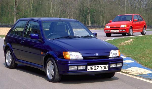 Ford Fiesta RS de 1992