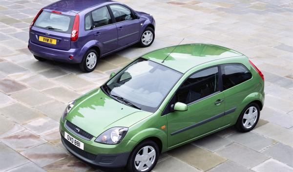 Ford Fiesta de 2006