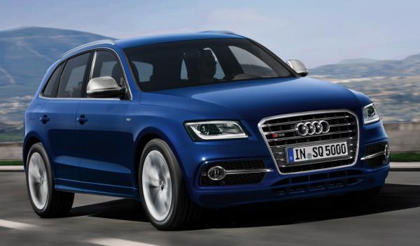 Audi SQ5 TDI trescuartos