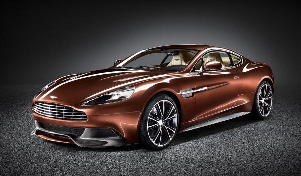El nuevo Aston Martin Vanquish cuesta 235.277 euros