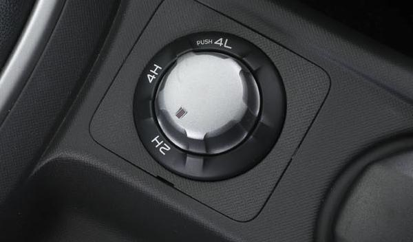 Nuevo pick-up Isuzu D-Max 2012