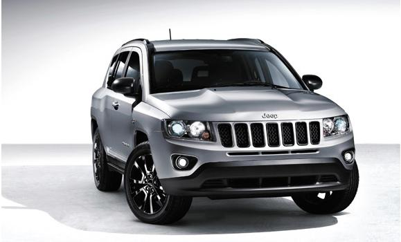 Jeep Grand Cherokee S-Limited Compass Black Edition