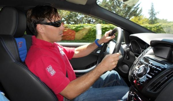 El Ford Focus ST puede conducirse deportivamente o dar un paseo tranquilo con él