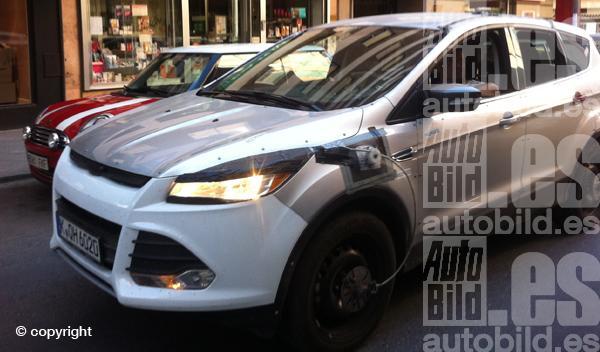 nuevo Ford Kuga Granada