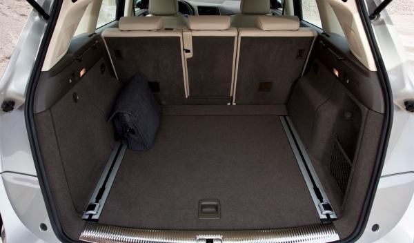 Audi Q5 2012 maletero