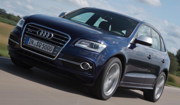 Audi SQ5 TDI 2012