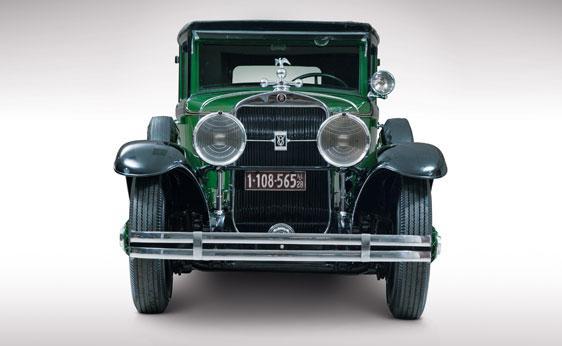 Cadillac Al Capone Imponente frontal