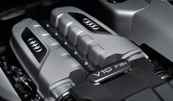 Audi R8 2013 motor