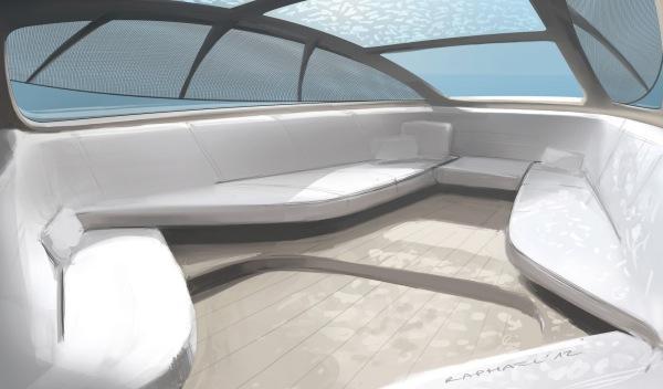 Mercedes-yate-interior