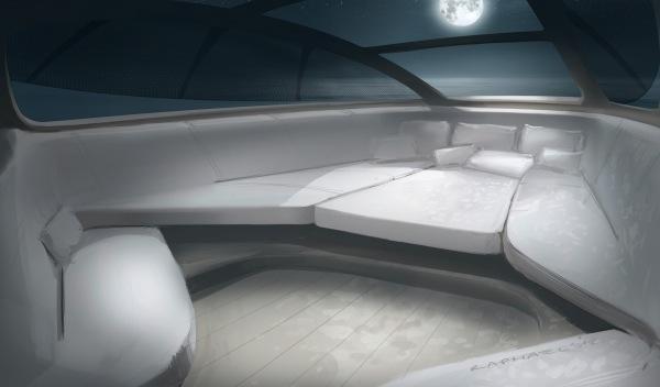 Mercedes-yate-cama