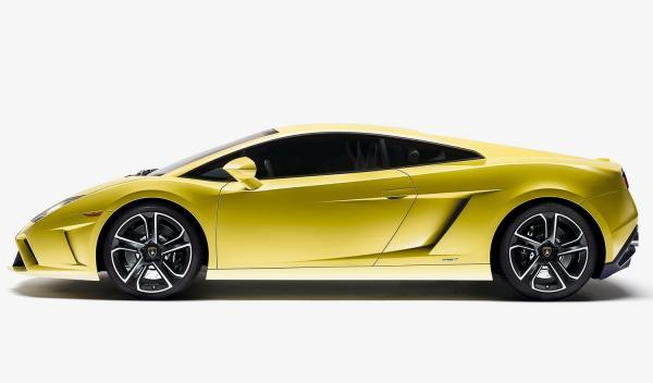 Lamborghini Gallardo LP 560-4 2013 perfil