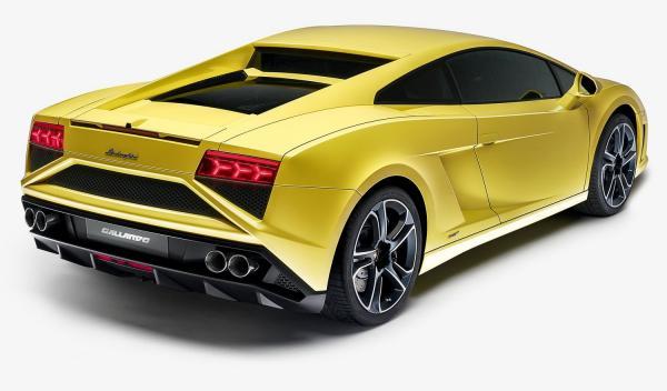 Lamborghini Gallardo LP 560-4 2013 trasera