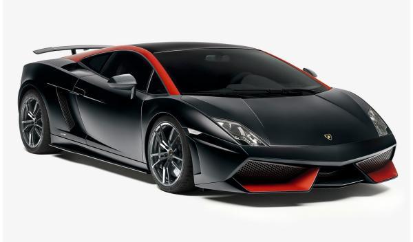 Lamborghini Gallardo LP 570-4 Edizione Tecnica 2013 frontal