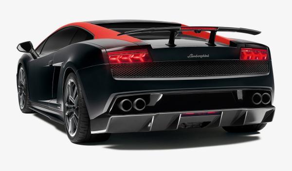 Lamborghini Gallardo LP 570-4 Edizione Tecnica 2013 trasera