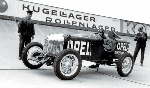 Opel Rak-1 Sander