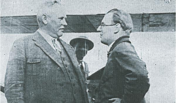 Wilhelm Sande Fritz von Opel