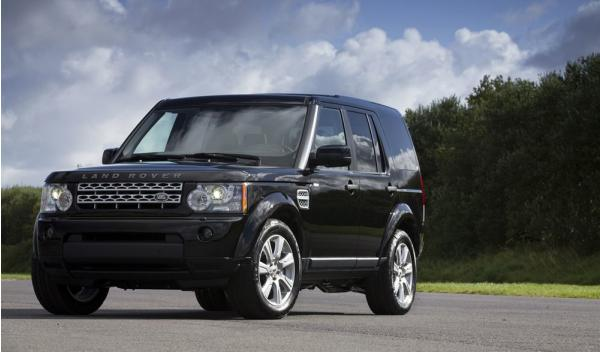 Land Rover Discovery 4 2013, frontal