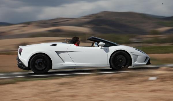 Nuevo Lamborghini Gallardo 2013 lateral
