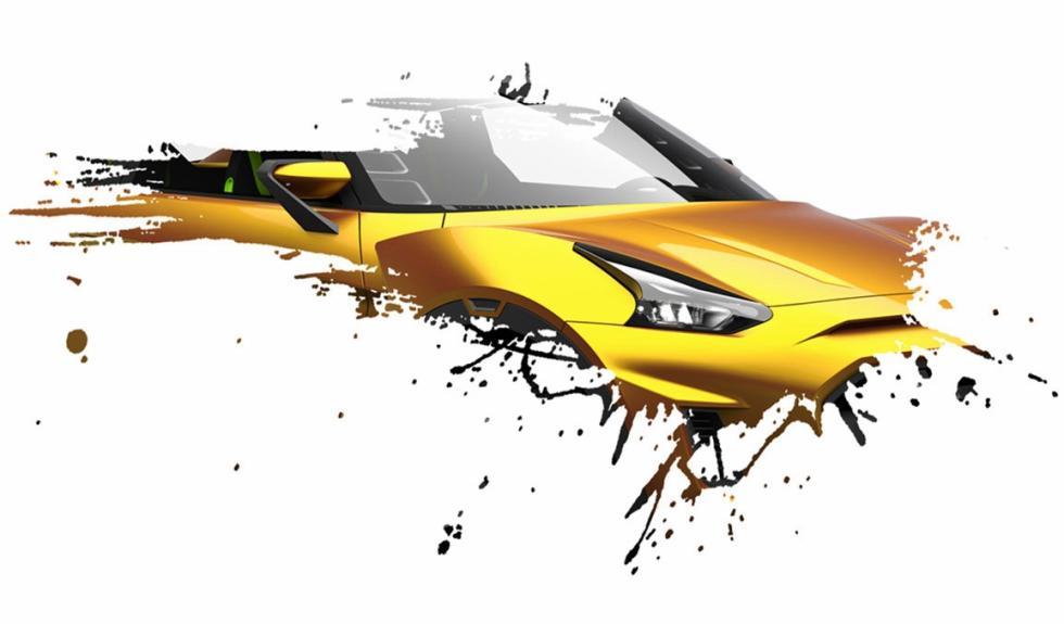 Nissan Concept Brasil frontal