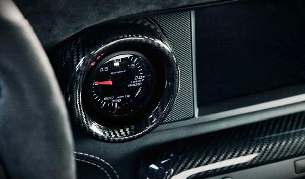 Kicherer SLS Supercharged GT interior