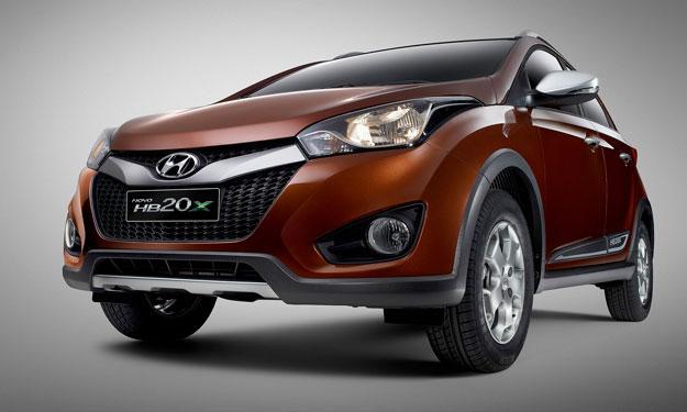 Hyundai HB20X utilitario