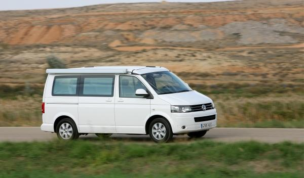 Volkswagen California Beach BlueMotion