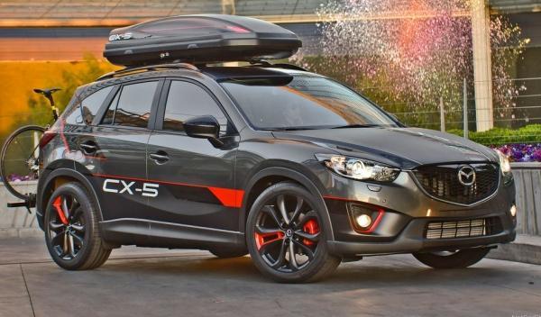 Mazda CX-5 Dempsey
